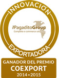 Export Award for Innovation Pagadito Group - Online payments