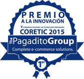 Innovation Award 2015 CORETIC Pagadito Group - Online payments