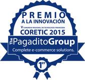 Premio a la innovación CORETIC 2015 Pagadito Group - Pagos en línea