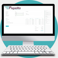 E-invoicing (Invoices) - Step 1: Pagadito: Online Payment Services